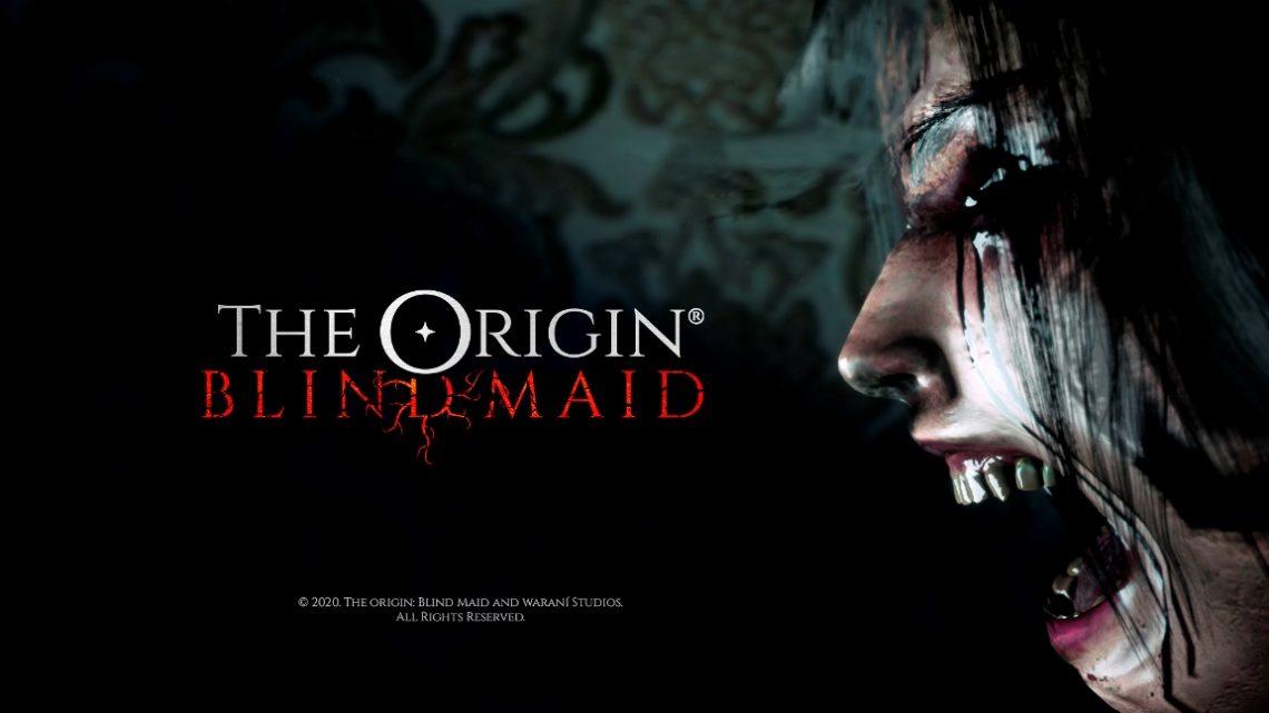 Badland Publishing anuncia o jogo de terror em primeira pessoa The Origin: Blind Maid para o Nintendo Switch