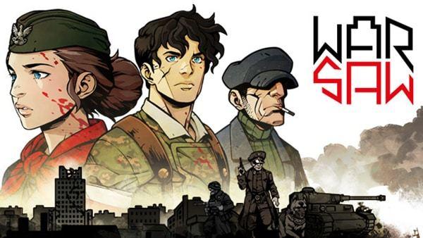 RPG tático baseado em turnos Warsaw chega em 01 de outubro no Nintendo Switch