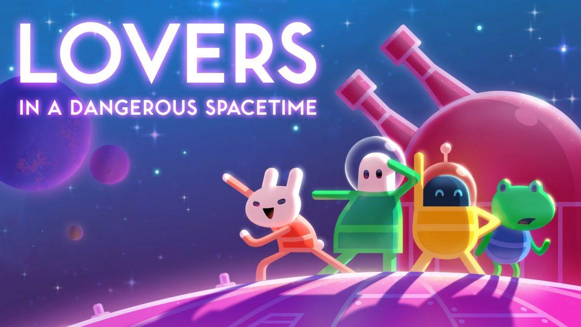 Lovers in a Dangerous Spacetime viu seu maior pico de vendas devido ao lançamento do Switch, maiores vendas foram na plataforma híbrida