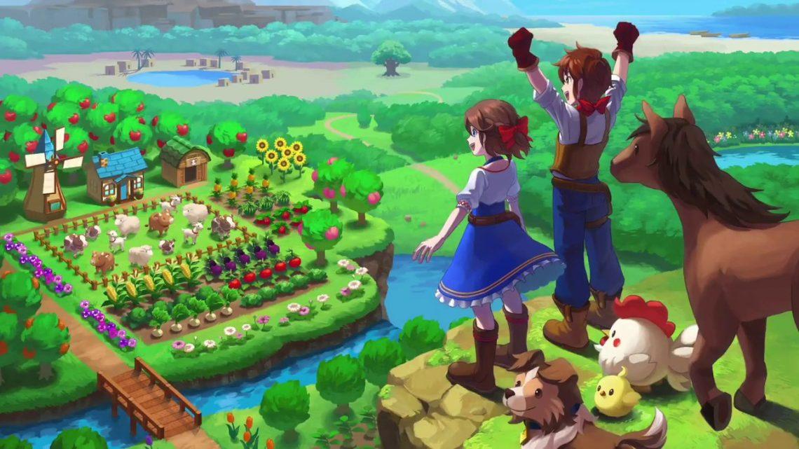 Harvest Moon: One World é adiado para março de 2021 na América do Norte e Europa; Novas screenshots