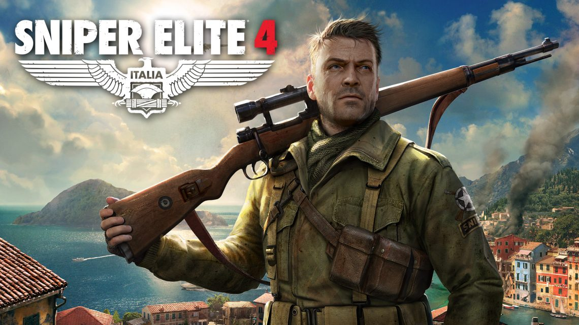 Rebellion anuncia Sniper Elite 4 para o Nintendo Switch