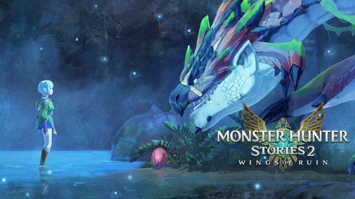 Capcom anuncia Monster Hunter Stories 2: Wings of Ruin para o Nintendo Switch