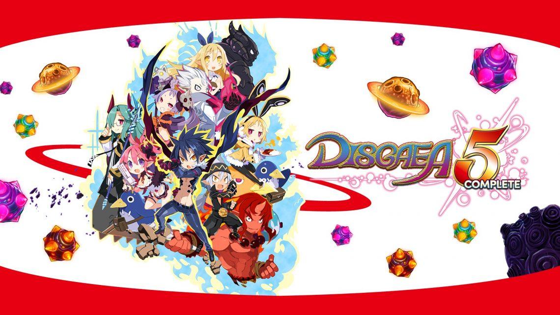 Disgaea 5 Complete estará de graça para os assinantes do Nintendo Switch Online por tempo limitado