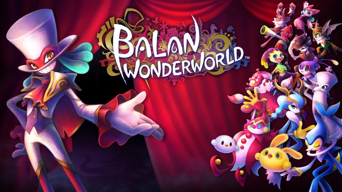 Balan Wonderworld chega ao Nintendo Switch em 26 de março de 2021; Novo trailer