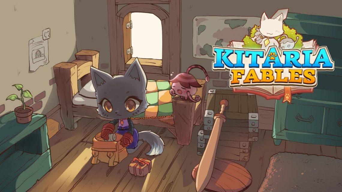 PQube anuncia o RPG de ação e simulador de agricultura Kitaria Fables para o Nintendo Switch