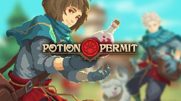 PQube anuncia o RPG de simulação Potion Permit para o Nintendo Switch