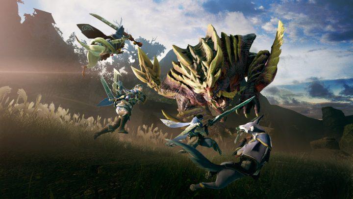 Gerente de Comunidade da Capcom explica por que Monster Hunter Rise não é um título numerado, comenta planos sobre o pós-lançamento do jogo, taxa de quadros, e mais