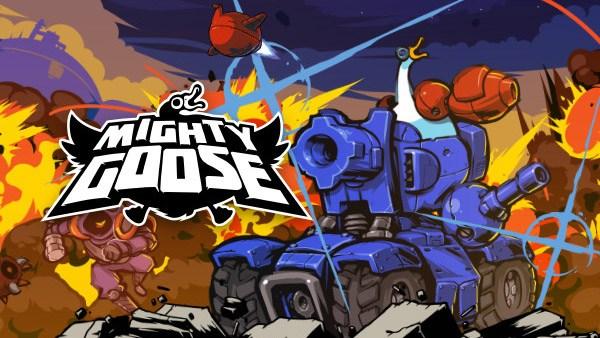 Playism anuncia o shooter run and gun Mighty Goose para o Nintendo Switch