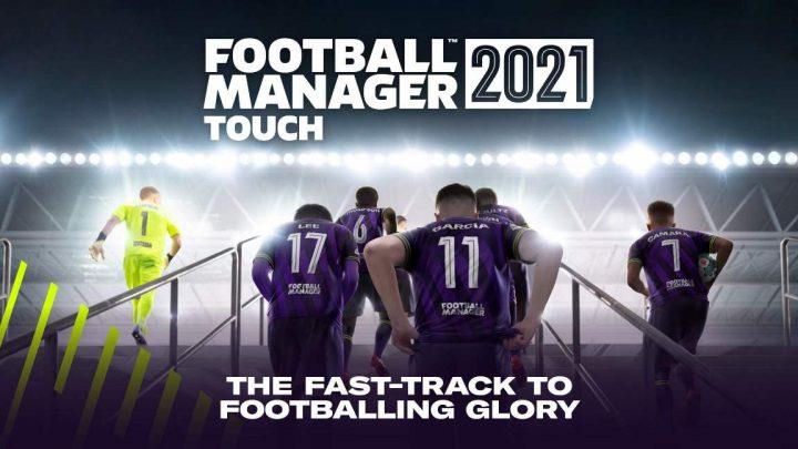 SEGA anuncia Football Manager 2021 Touch para o Nintendo Switch