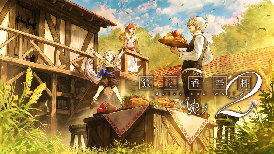 Spicy Tails anuncia Spice and Wolf VR 2 para o Nintendo Switch