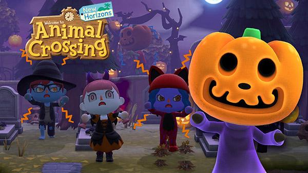 Animal Crossing: New Horizons | Atualização de outono chega em 30 de setembro, inclui fantasias de Halloween, festividades temáticas de Halloween, cultivo de aboboras, e mais