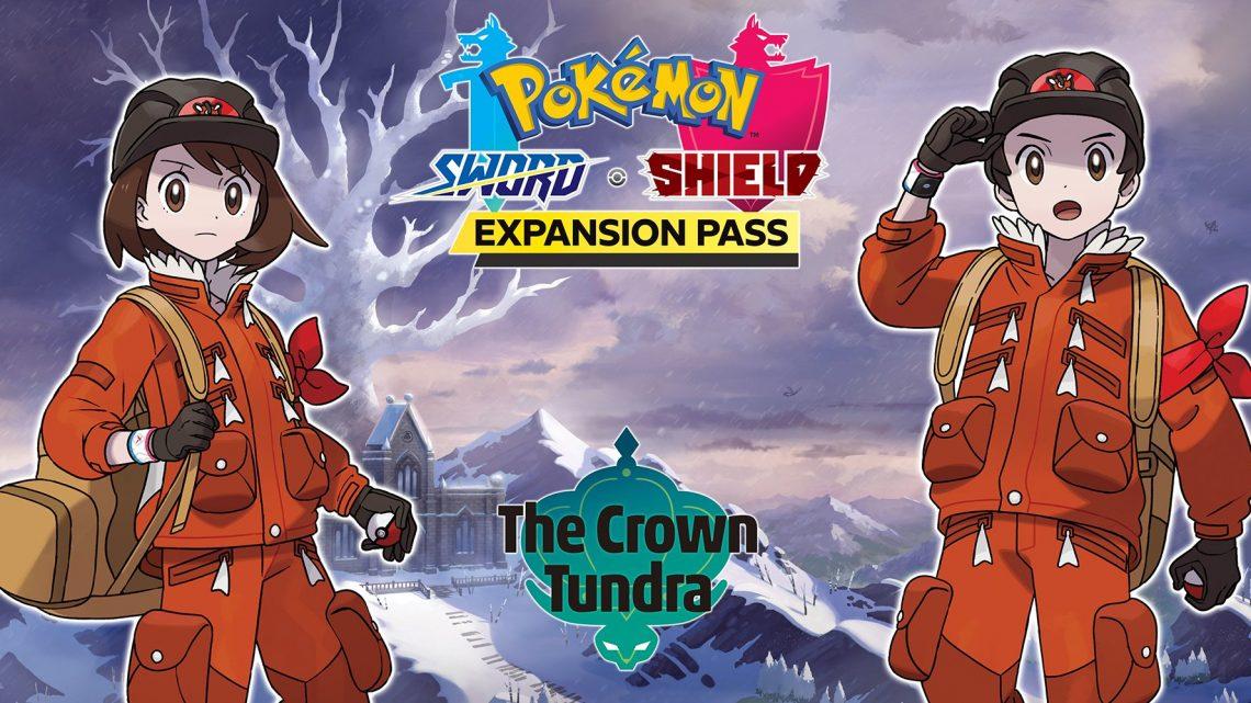 Pokémon Sword/Shield | DLC The Crown Tundra chega em 22 de outubro, edição física do jogo base com o Expansion Pass chega em novembro; novo trailer