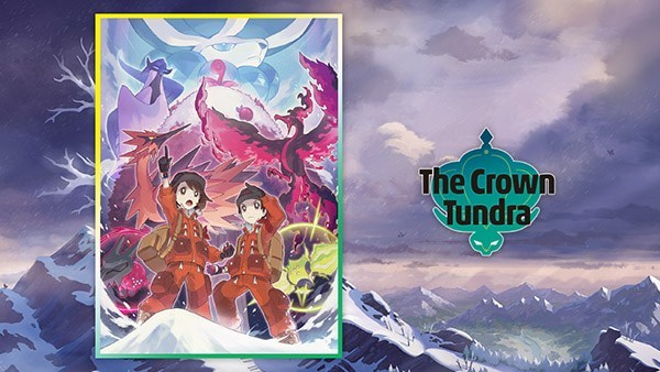 Pokémon Sword/Shield | Novos detalhes para a DLC The Crown Tundra, incluindo o Galarian Slowking, Gigantamax Melmetal, Ability Patch, Galarian Star Tournament, e mais