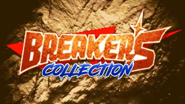 QUByte Interactive anuncia Breakers Collection para o Nintendo Switch