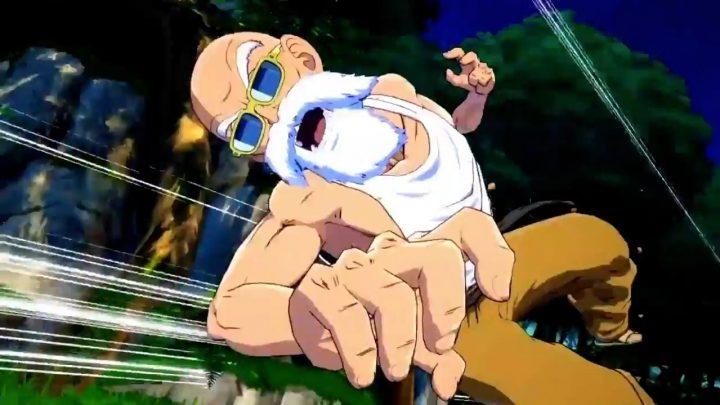 Dragon Ball FighterZ – Master Roshi chega em 18 de setembro como parte do FighterZ Pass 3; Novo trailer