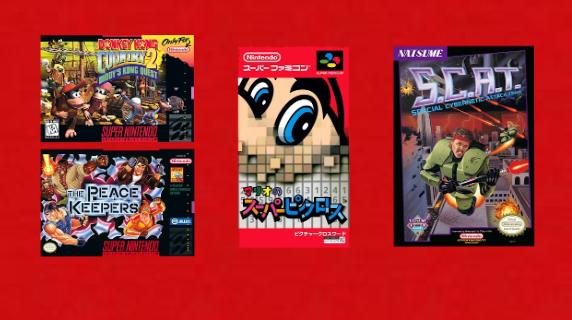 NES & SNES Nintendo Switch Online – Donkey Kong Country 2: Diddy's Kong Quest, Mario's Super Picross, Fire Emblem: Mystery of the Emblem, entre outros títulos chegam em 23 de setembro