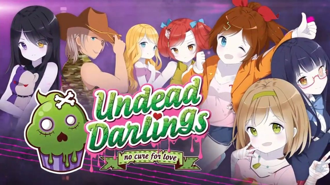 Sekai Games anuncia o RPG dungeon crawling Undead Darlings ~ No Cure for Love ~ para o Nintendo Switch