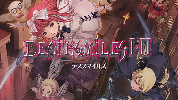 City Connection anuncia Deathsmiles I & II para o Nintendo Switch
