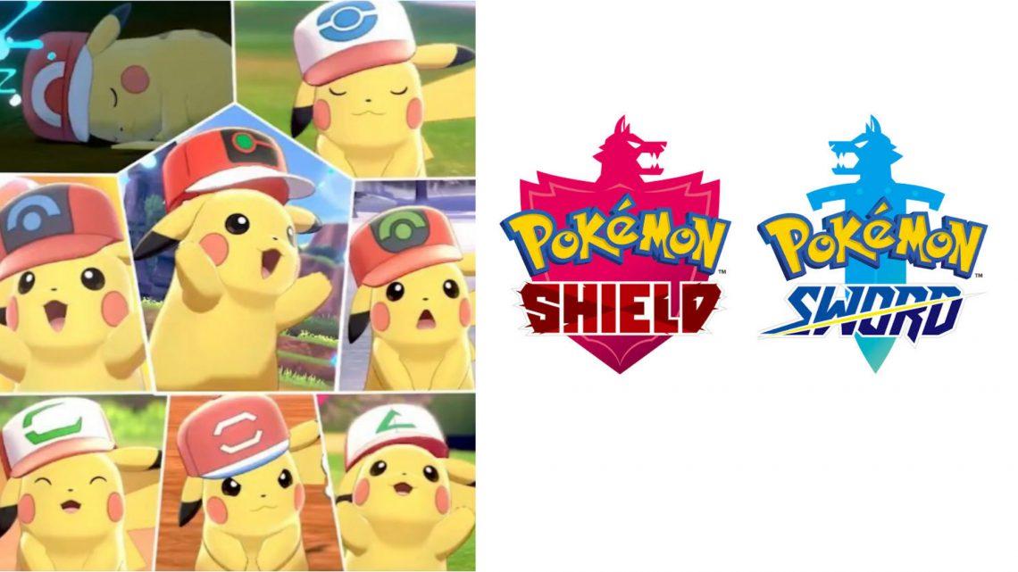 Pokémon Sword/Shield | Jogadores poderão resgatar oito Pikachu com bonés do Ash via Mystery Gift; Pikachu com boné de Kanto já disponível