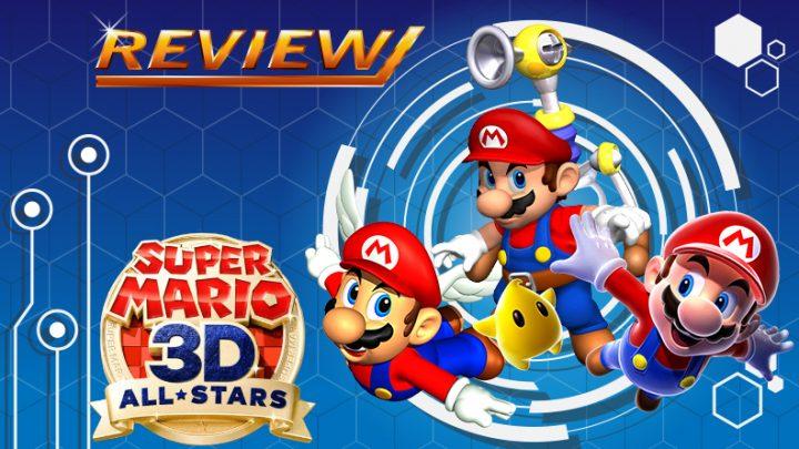 [Review] Super Mario 3D All-Stars