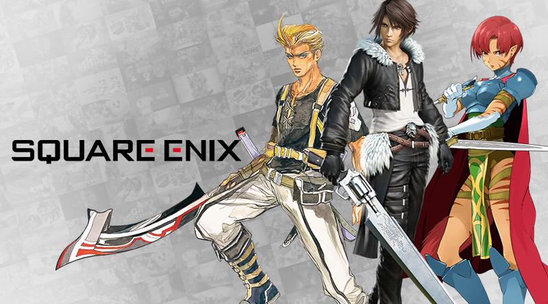 Square Enix Promotion | Jogos de Final Fantasy, Oninaki, Star Ocean: First Departure R, entre outros títulos com até 50% de desconto na eShop