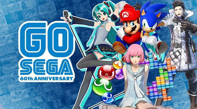 SEGA 60th Anniversary Sale | Catherine: Full Body, Mario & Sonic at the Olympic Games Tokyo 2020, Puyo Puyo Tetris, e vários outros títulos em promoção na eShop