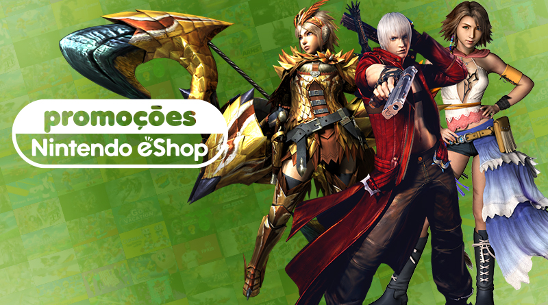 Promoções na eShop da América do Norte | Títulos da Capcom, Square Enix, Bulletstorm: Duke of Switch Edition, Untitled Goose Game, e mais