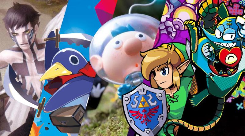 Lançamentos em formato físico para o Nintendo Switch (Outubro, 2020)