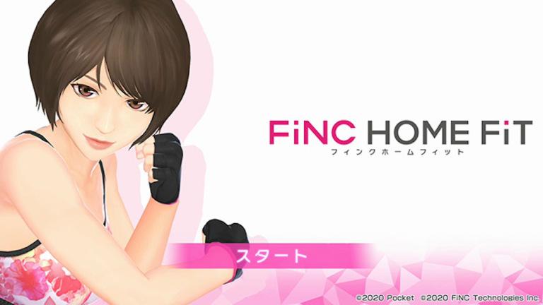 Pocket anuncia o jogo de fitness FiNC HOME FiT para o Nintendo Switch