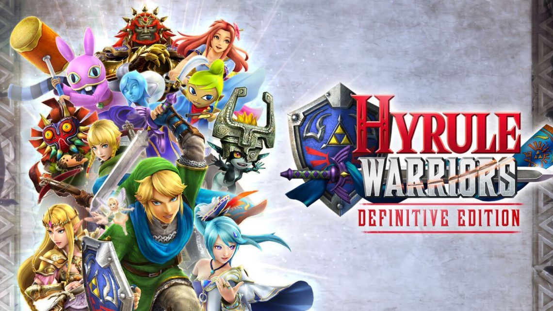 Hyrule Warriors: Definitive Edition teve aumento de vendas de mais de 1,500% na Amazon após o anúncio de Hyrule Warriors: Age of Calamity