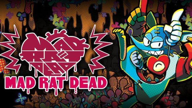 Jogo rítmico de plataforma Mad Rat Dead recebe demo na eShop do Nintendo Switch