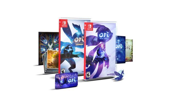 Ori and the Blind Forest: Definitive Edition e Ori and the Will of the Wisps ganharão edições físicas regulares em dezembro