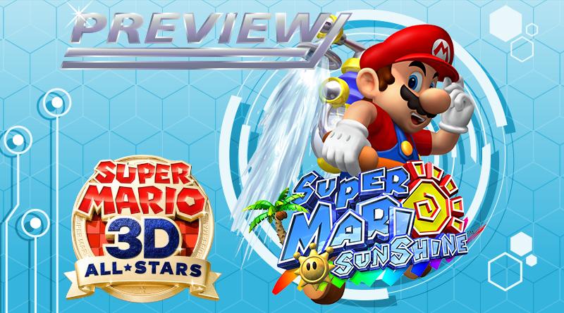 [Preview] Super Mario 3D All-Stars | Super Mario Sunshine