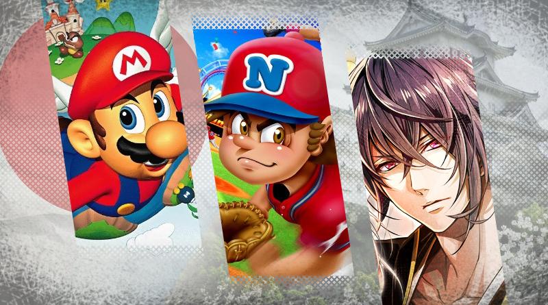 Famitsu: Top 40 jogos mais vendidos no Japão entre os dias 14 e 20 de setembro