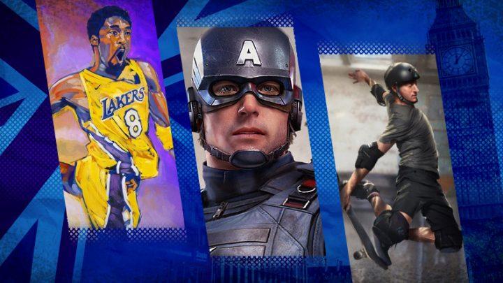 Reino Unido: Top 40 jogos mais vendidos entre os dias 30 de agosto e 05 de setembro