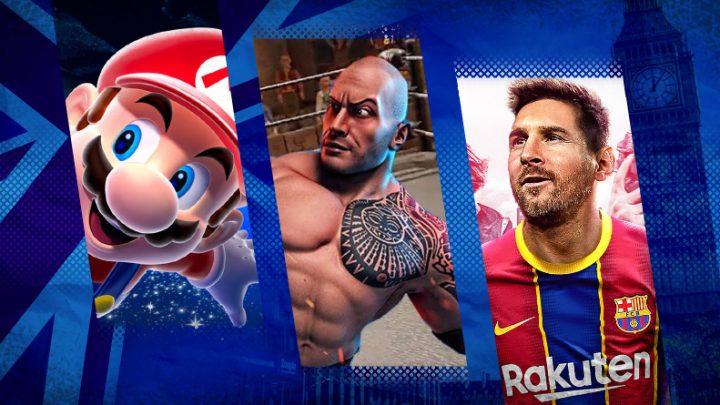 Reino Unido: Top 40 jogos mais vendidos entre os dias 13 e 19 de setembro