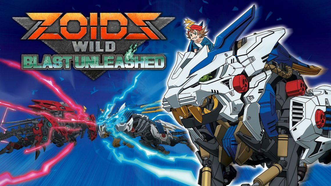 Tamanho do arquivo para futuros títulos de Switch – Zoids Wild: Blast Unleashed, WWE 2K Battlegrounds, Tin & Kuna, e mais