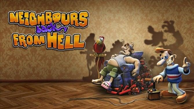 Neighbours back From Hell, jogo de estratégia da era do GameCube, está ganhando versão remasterizada no Nintendo Switch