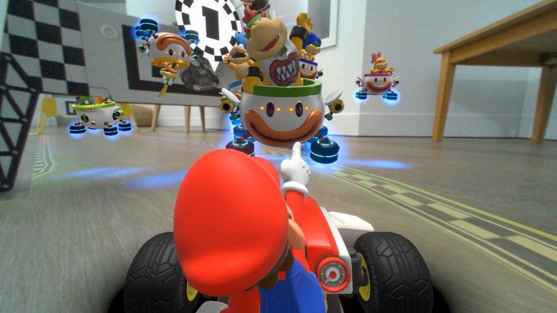 Mario Kart Live: Home Circuit | Novo trailer com a visão geral, vídeo com gameplay e entrevista com os desenvolvedores