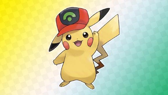 Pokémon Sword/Shield | Distribuição do Pikachu com boné de Hoen já está disponível
