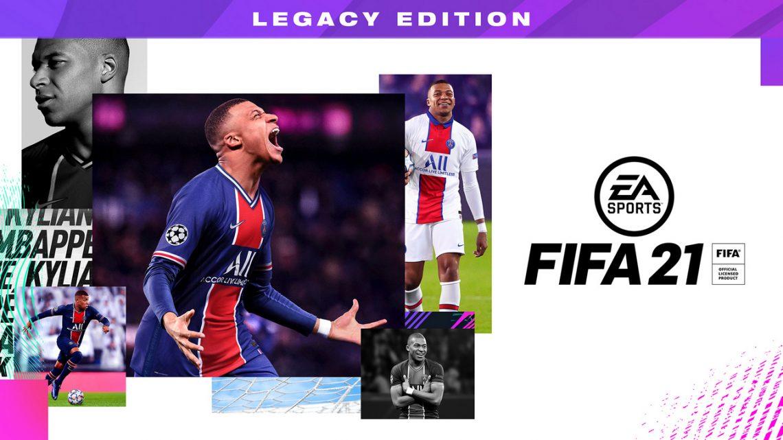 Jogos em formato físico da semana | FIFA 21 Legacy Edition, The Survivalists, Piofiore: Fated Memories, e mais
