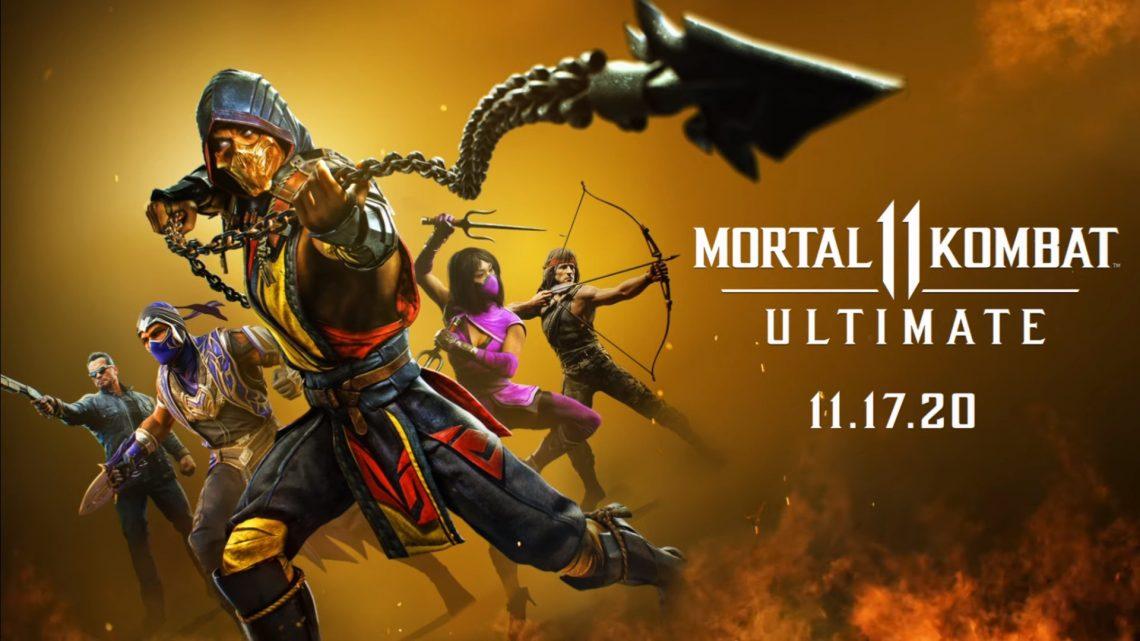 "Warner Bros. Interactive Entertainment anuncia Mortal Kombat 11 Ultimate para o Nintendo Switch, revelado a DLC ""Kombat Pack 2"" com os lutadores Rambo, Rain, e Mileena"