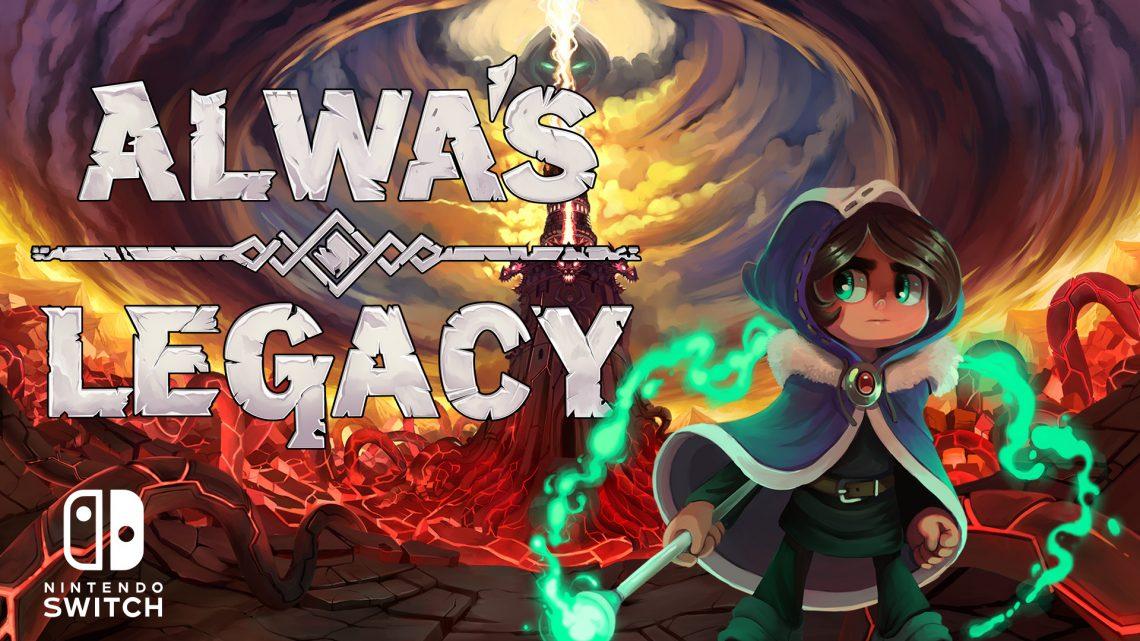 Alwa's Legacy vendeu mais no Nintendo Switch em uma semana do que na Steam em quatro meses