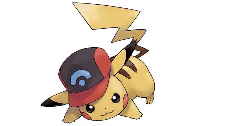Pokémon Sun/Moon | Distribuição do Pikachu com boné de Sinnoh já esta disponível