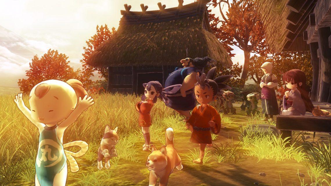 Sakuna: Of Rice and Ruin | Pré-venda digital já disponível na eShop do Switch, novo trailer com gameplay