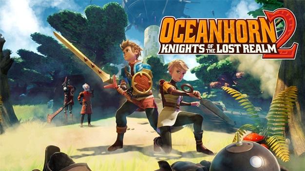 Oceanhorn 2: Knights of the Lost Realm chega em 28 de outubro através da eShop do Nintendo Switch