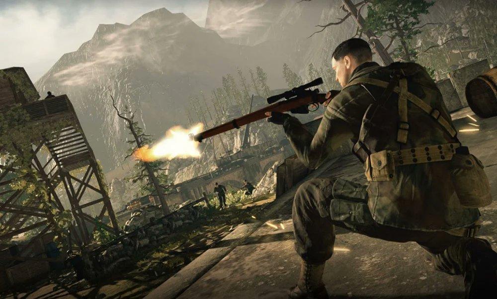 Sniper Elite 4 chega em 17 de novembro no Nintendo Switch