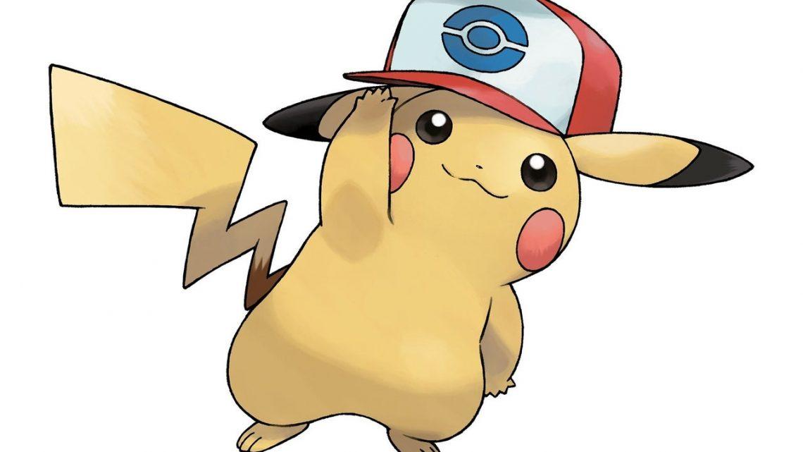 Pokémon Sun/Moon   Distribuição do Pikachu com boné Unova já esta disponível
