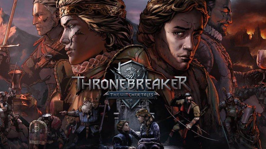 Thronebreaker: The Witcher Tales | Nova atualização (1.0.2) já está disponível, você pode transferir seu progresso no Switch para as versões da Steam e GOG.com