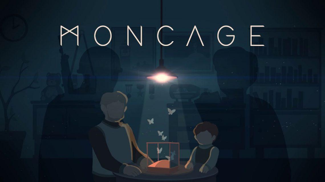 X.D. Network anuncia o jogo de aventura e quebra-cabeças Moncage para o Nintendo Switch